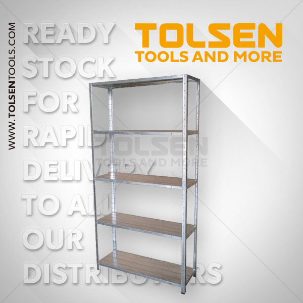 heavy duty galvanized metal storage shelf - Heavy Duty Storage Shelves
