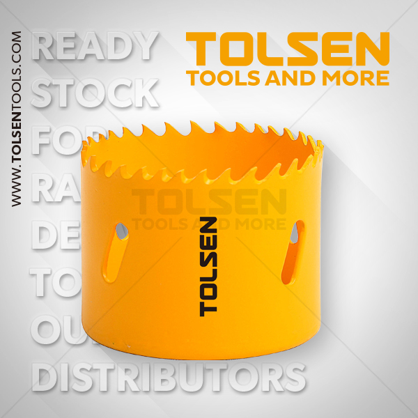 HOLE SAW TOLSEN TOOLS