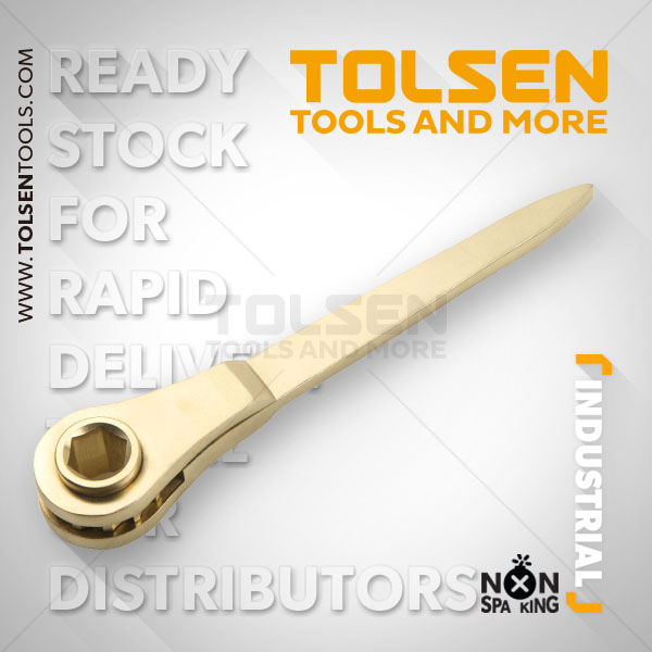 NON SPARKING RATCHET WRENCH FOR SOCKET