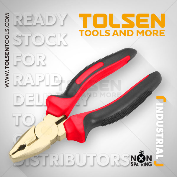 NON SPARKING COMBINATION PLIERS