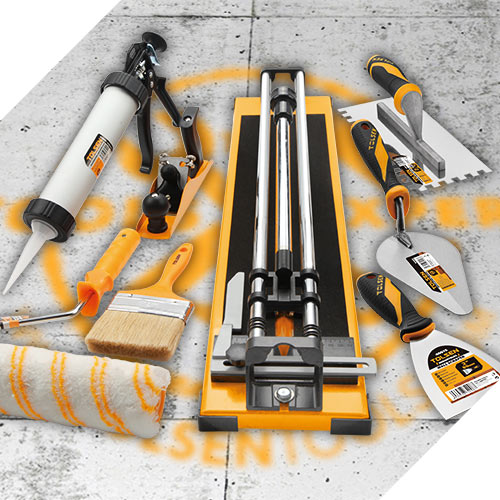 PAINTING & MASONRY TOOLS