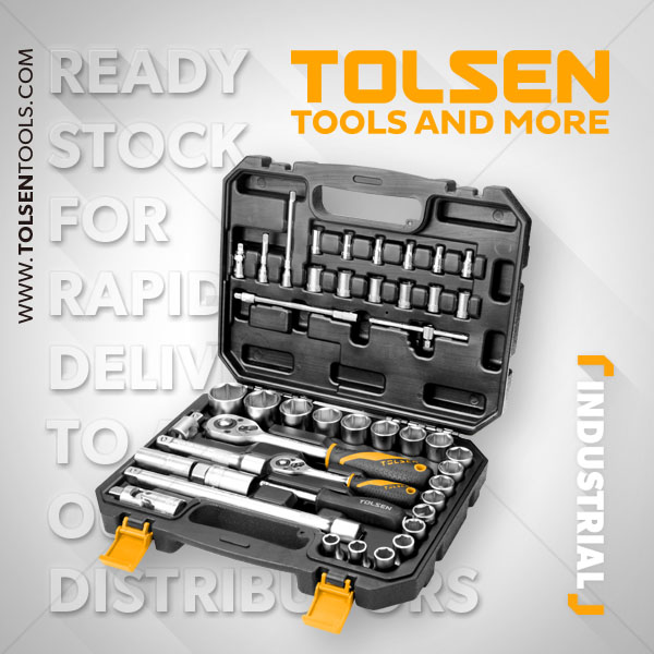 43PCS SOCKET SET