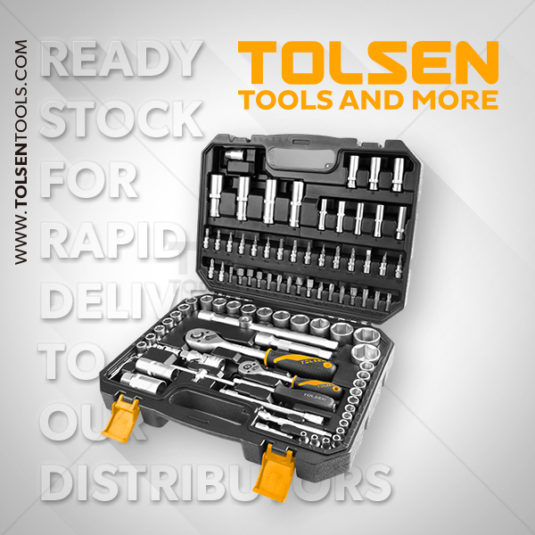 94PCS SOCKET SET